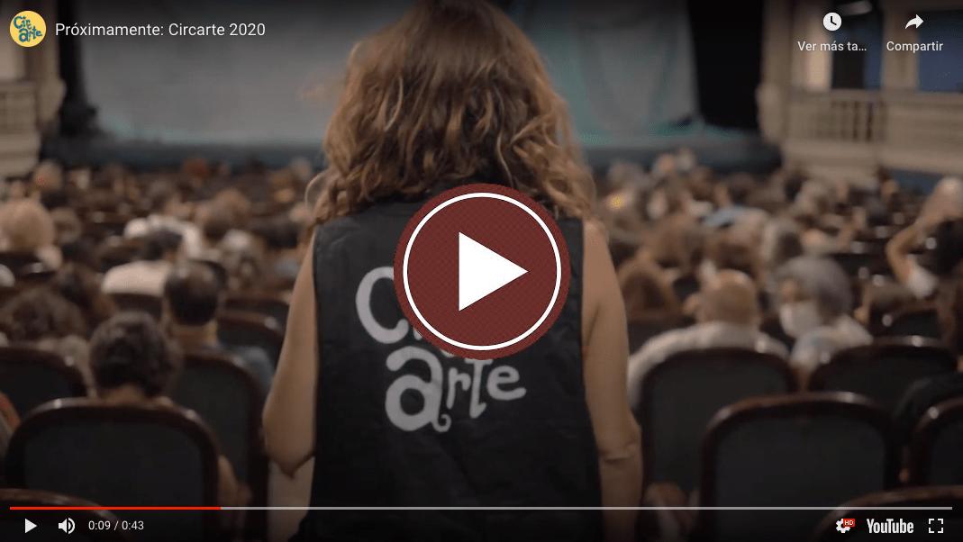 Vídeo presentación Circarte 2020