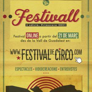 Cartel Festivall Circarte 2021